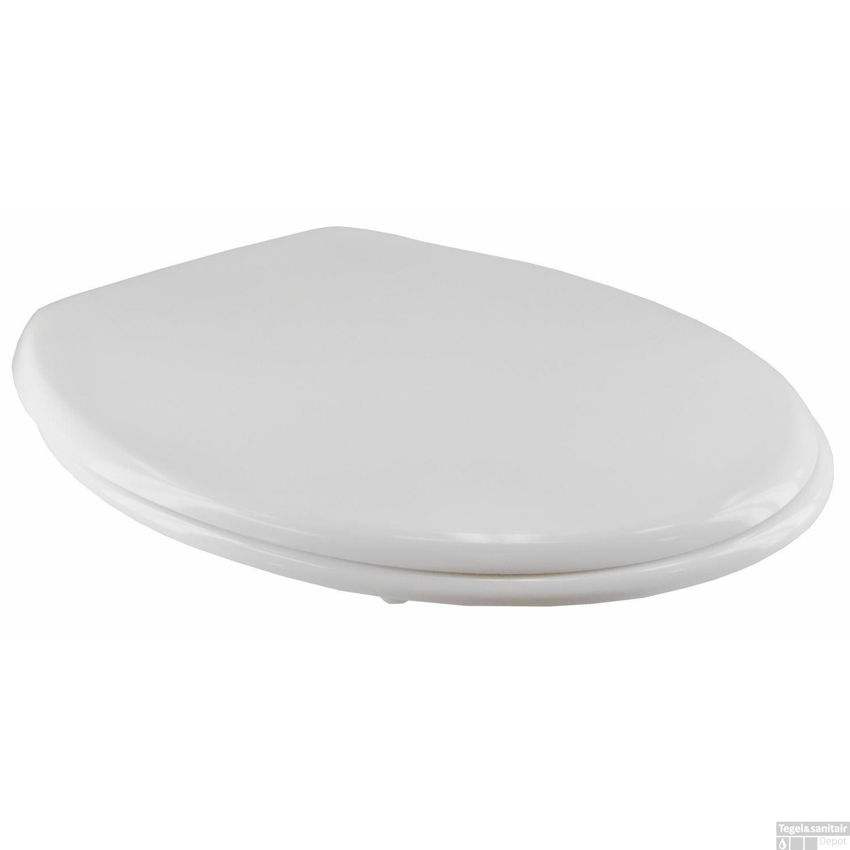 Voorkeur Universele toiletzitting RVS met softclose & quickrelease NC89