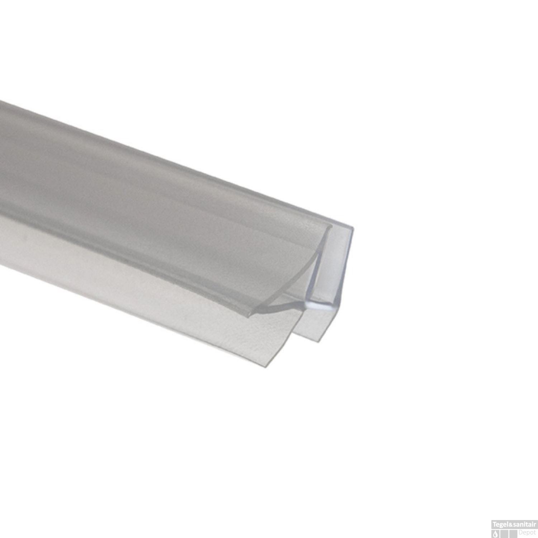 afdichtprofiel sealskin horizontaal met aansluit afsluitdelen