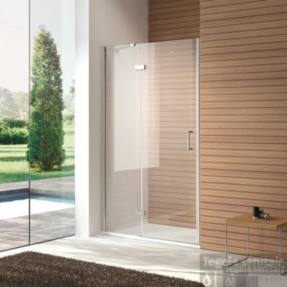 Nisdeur Douche Sanilux Quadra 200x100cm 8mm
