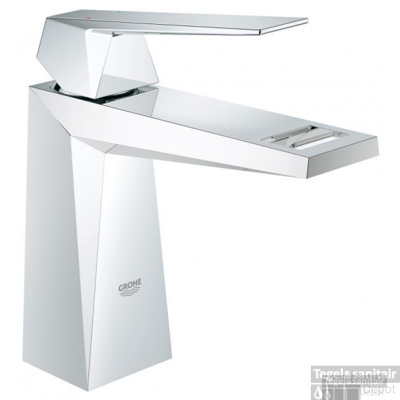 Grohe Allure Brilliant Wastafelkraan Zonder Waste Chroom