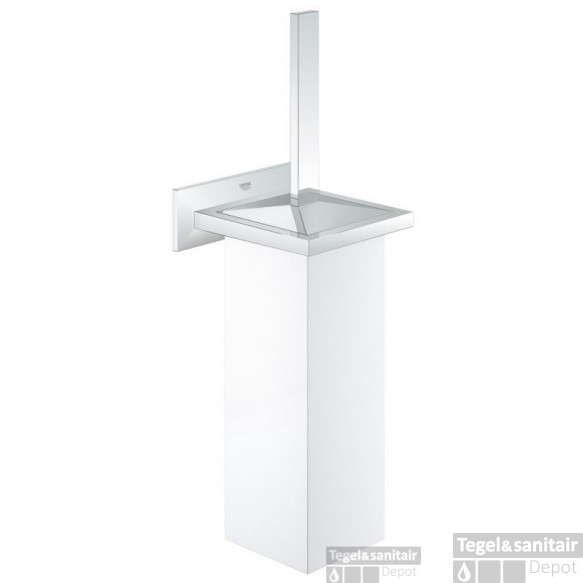 Grohe Allure Brilliant Closetborstelhouder Chroom