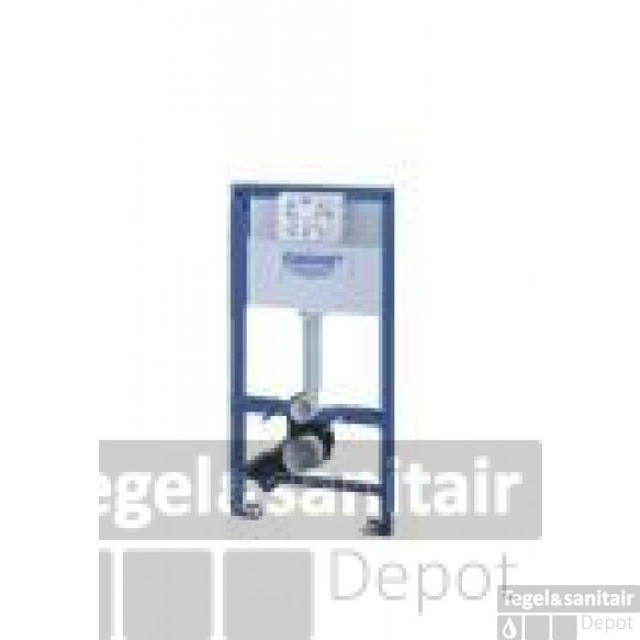 Grohe Rapid Sl Wc Element Laag 1 Meter