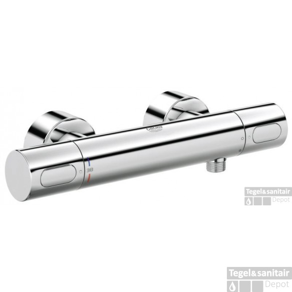 Grohe Grohtherm 3000 Cosmopolit Douchethermostaat Chroom