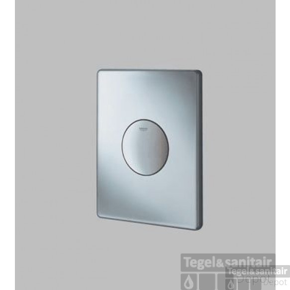 Grohe Skate Bedieningsplaat Sl Single Mat Chroom