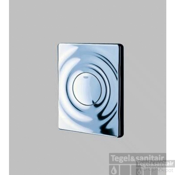 Grohe Surf Bedieningsplaat Sl Single Chroom