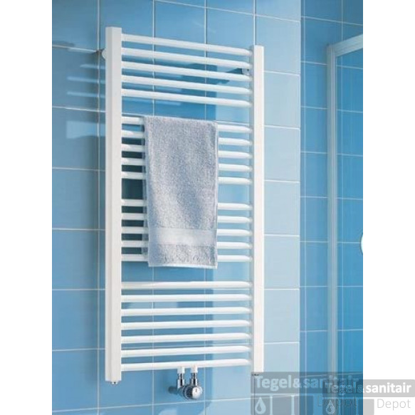 Kermi Basic-50 Radiator 1770x450 Mm. 789 Watt 75/65/20 Graden Wit Ral 9016