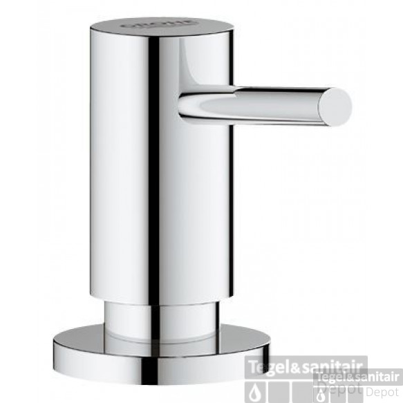 Grohe Cosmopolitan Zeepdispenser 400 Ml. Supersteel