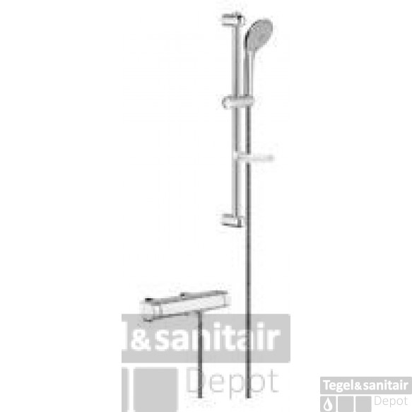 Grohe Grohtherm 2000 New Douchethermostaat Met Perfect Showerset Euphoria Chroom