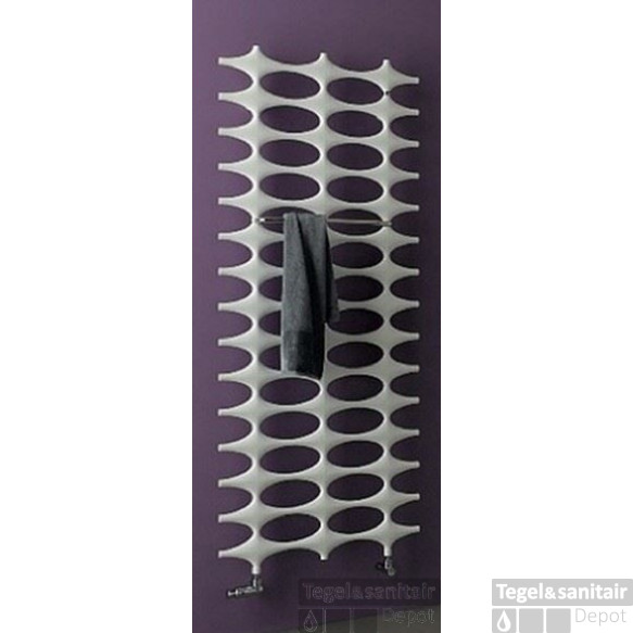 Kermi Ideos Radiator 758x1151 Mm. As=1-8 524w Zilver Glans