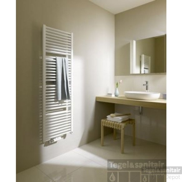 Kermi Duett Radiator 1188x934 Mm. 1597w Wit