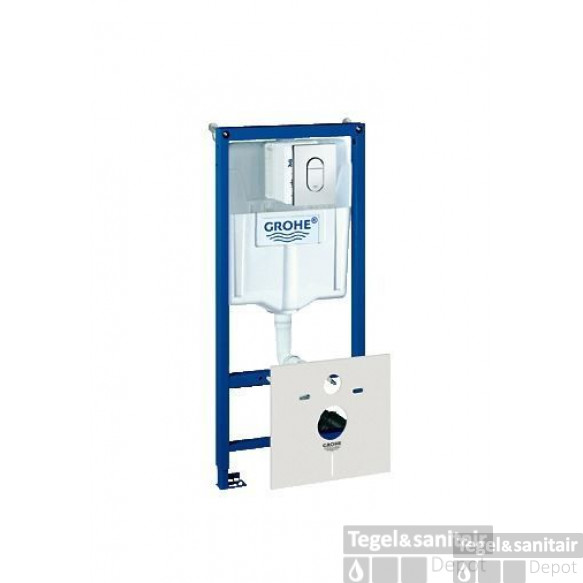 Grohe Rapid Sl Inbouwreservoir Met Arena Cosm.bed.plaat Chroom