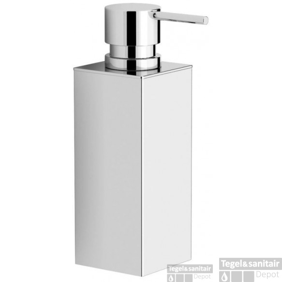 B&w-luxury Spicey Zeepdispenser Staand 250 Ml. Chroom