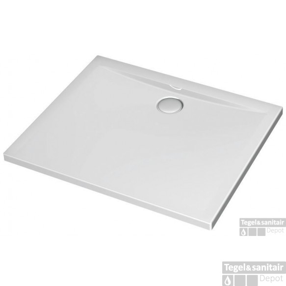 Ideal Standard Ultra Flat Douchebak 80 X 90 X 4 Cm. Wit