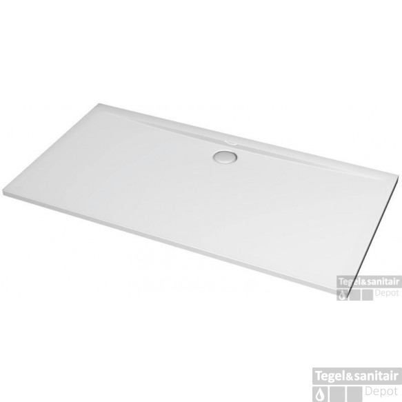 Ideal Standard Ultra Flat Douchebak 170 X 80 X 4 Cm. Wit