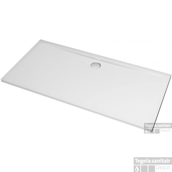 Ideal Standard Ultra Flat Douchebak 180 X 90 X 4 Cm. Wit