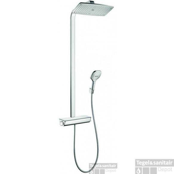 Hansgrohe Raindance Select 360 Showerpipe Chroom