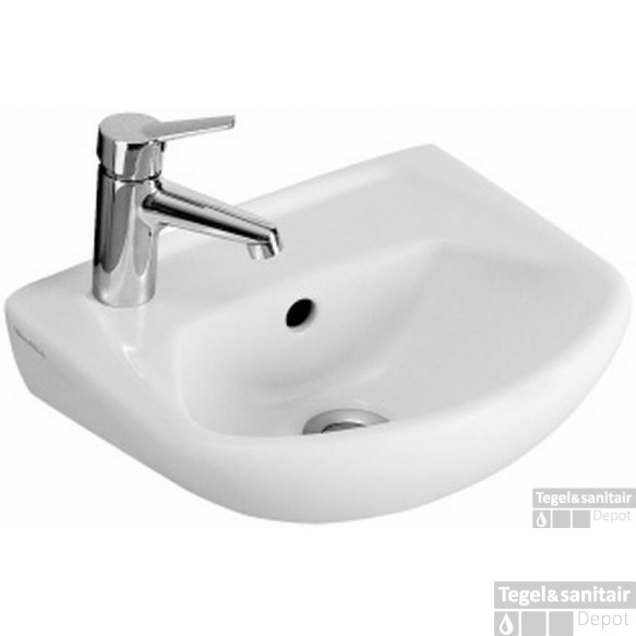 Villeroy & Boch  Compact Fontein 36x30 Cm. Wit