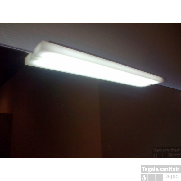 B&w-luxury Godendo Led Spot 31 Cm. 3.2 W. Wit