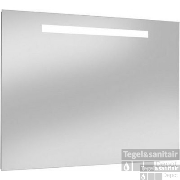 Villeroy & Boch More To See One Spiegel 60x60x3 Cm. Met Led Verlichting