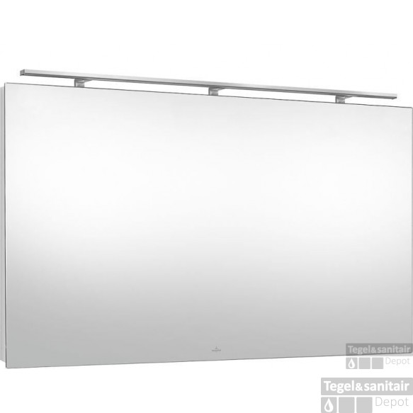 Villeroy & Boch More To See Spiegel 160 X 75 Cm. Met Led Verlichting