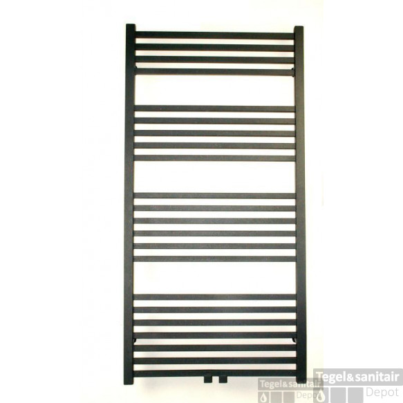 B&w-luxury Ceres Hera Radiator 600x1200 Mm. N22 774w Grijs Metallic