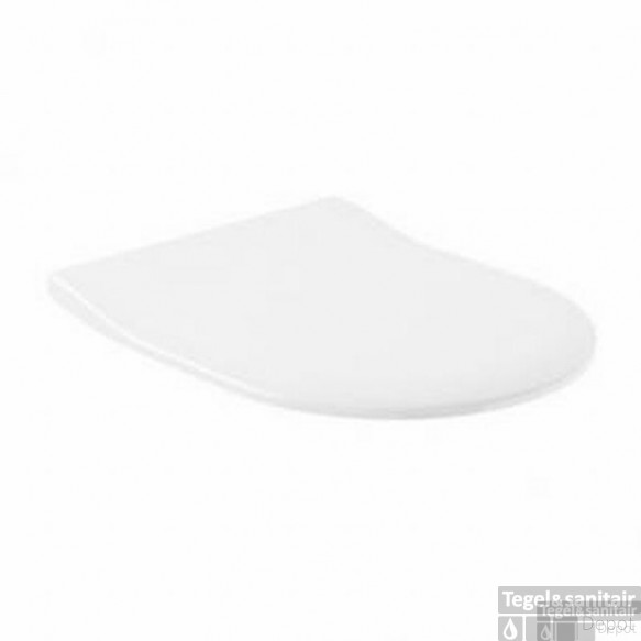 Villeroy & Boch Subway Closetzitting Slimseat Softclose En Quickrelease Wit