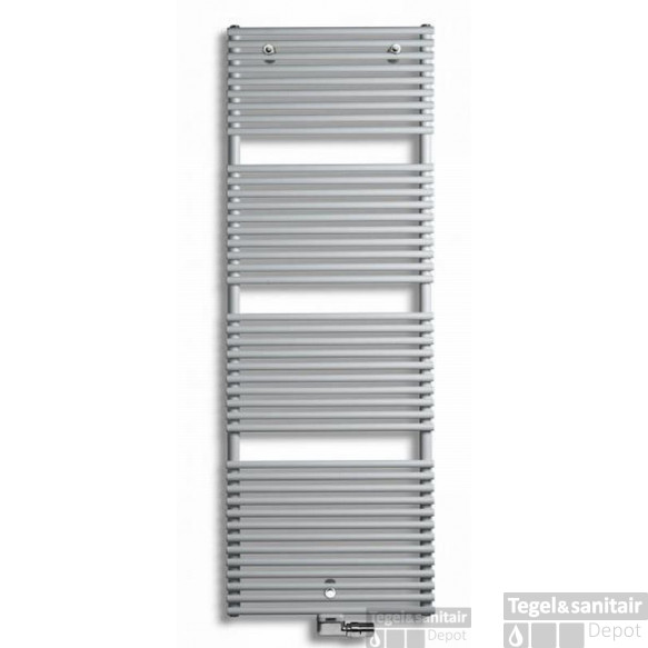 Vasco Agave Hrbm Design Radiator 500x1114 N27 639w As=1188 Stofgrijs N505