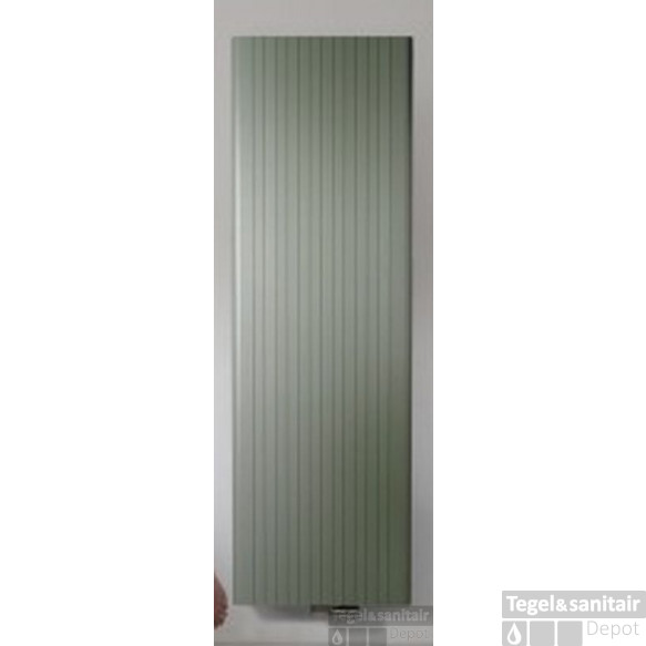 Vasco Alu-zen Aluminium Design Radiator 600x1800 2155w As=0066 Zwart M300