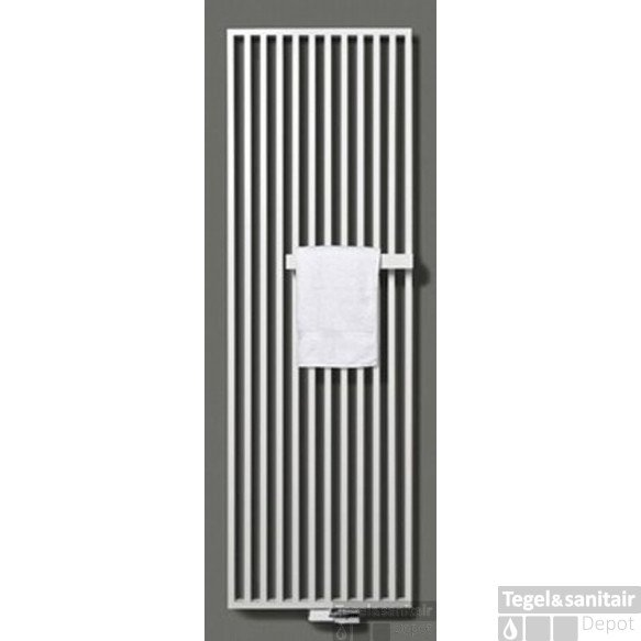 Vasco Arche Vvr Design Radiator 470x1800 1050w As=1188 Warm Grijs N506
