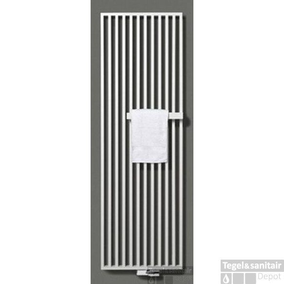 Vasco Arche Vvr Design Radiator 470x1800 1050w As=1188 Zwart M300