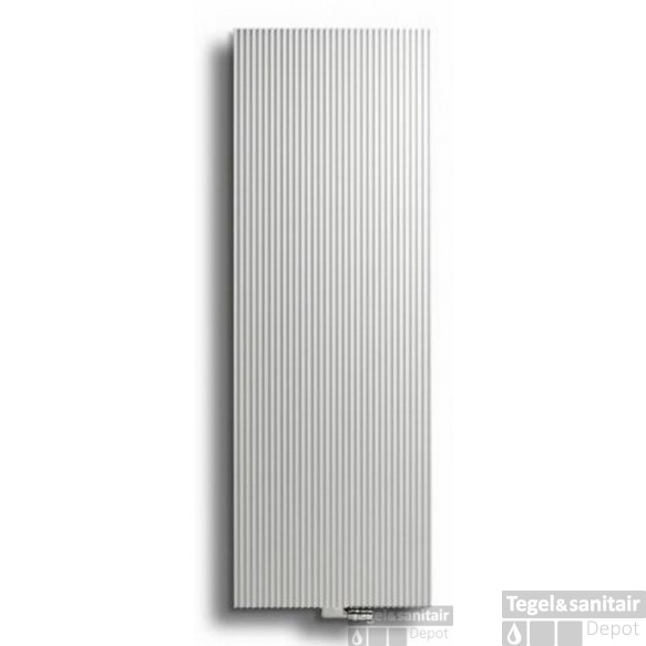 Vasco Canyon Design Radiator 455x1800 1600w As=0066 Zwart M300
