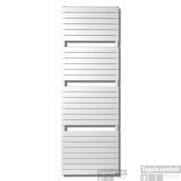 Vasco Aster Hf Design Radiator 600x1150 N16 652w As=0018 Antraciet M301