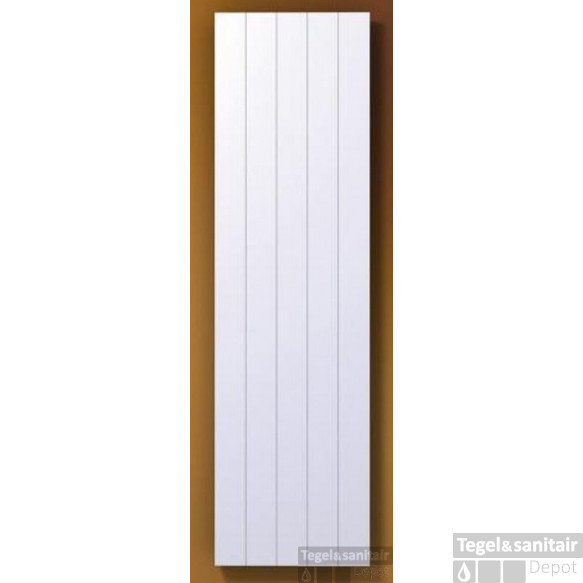 Vasco Vertiline Vd Design Radiator 608x1820 1680w As=1188 Antraciet M301