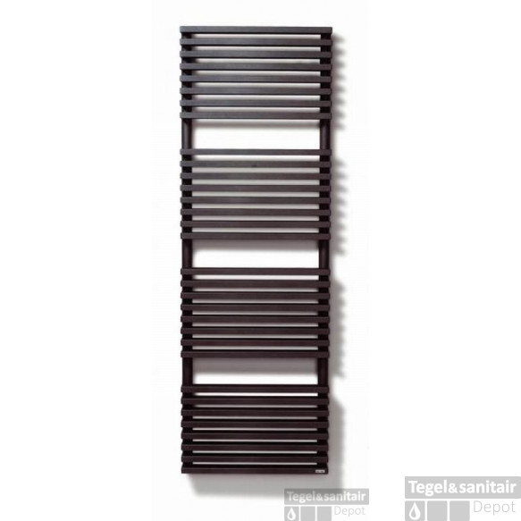 Vasco Zana Zbd Design Radiator 600x1824 N40 1383w As=0018 Antraciet M301