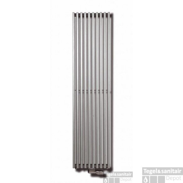 Vasco Zana Zv-2 Radiator 384x1800 Mm. N20 As=0066 1724w Wit Ral 9016