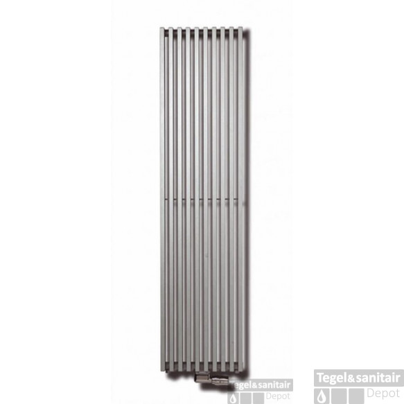 Vasco Zana Zv-1 Design Radiator 384x1800 N10 1074w As=1188 Antraciet M301