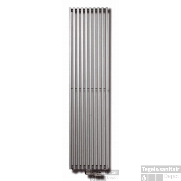 Vasco Zana Zv-2 Design Radiator 544x1600 N14 2174w As=1188 Antraciet M301