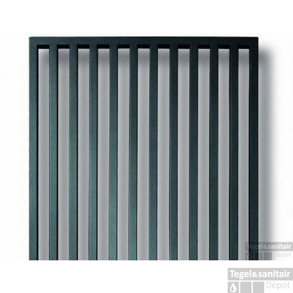 Vasco Arche Vv Radiator 570x2200 Mm. N12 As=1188 1552w Wit Ral 9016