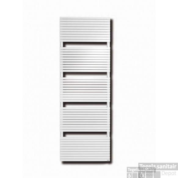 Vasco Carre Bad Radiator 500x1375 Mm. N40 As=0018 747w Antraciet M301
