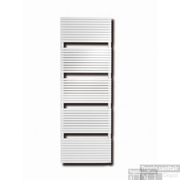 Vasco Carre Bad Radiator 600x1375 Mm. N40 As=1188 886w Wit Ral 9016