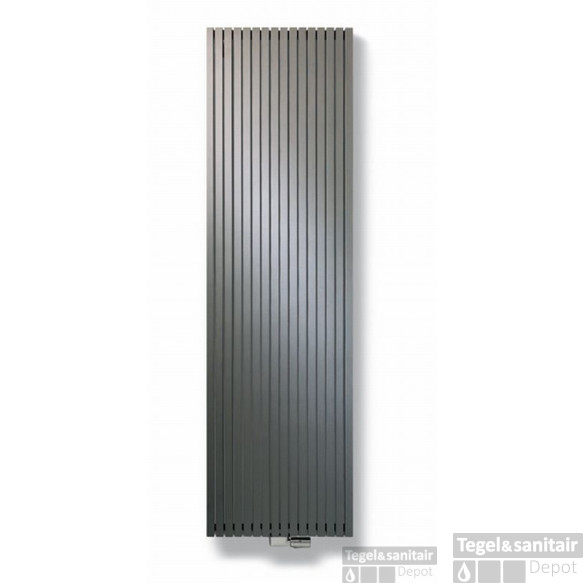 Vasco Carre Cpvn-plus Radiator 535x1800 Mm. N18 As=1188 1862w Antraciet M301