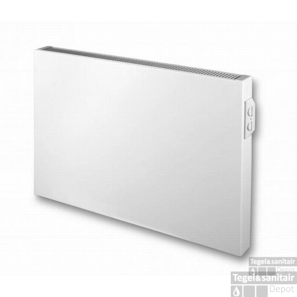 Vasco E-panel Electrische Radiator 500x600 Mm. Wit Ral 9016