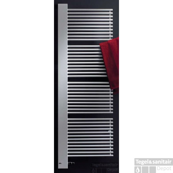 Kermi Credo Half Radiator 1086x460 432 Watt 75/65/20 As=li. Wit Ral 9016