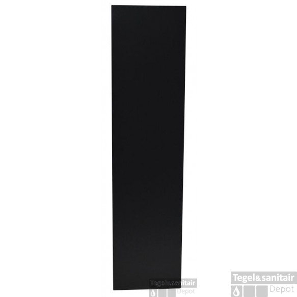 B&w-luxury Fortuna Radiator 450x1810 Mm. N6 881w Grijs Metallic