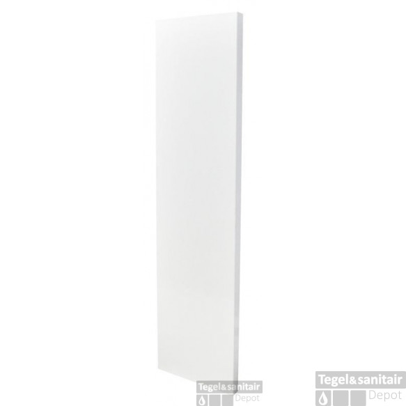 B&w-luxury Fortuna Radiator 520x1810 Mm. N7 1028w Wit