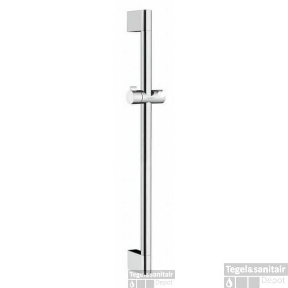 Hansgrohe Croma Unica Glijstang 65 Cm. Zonder Doucheslang Chroom