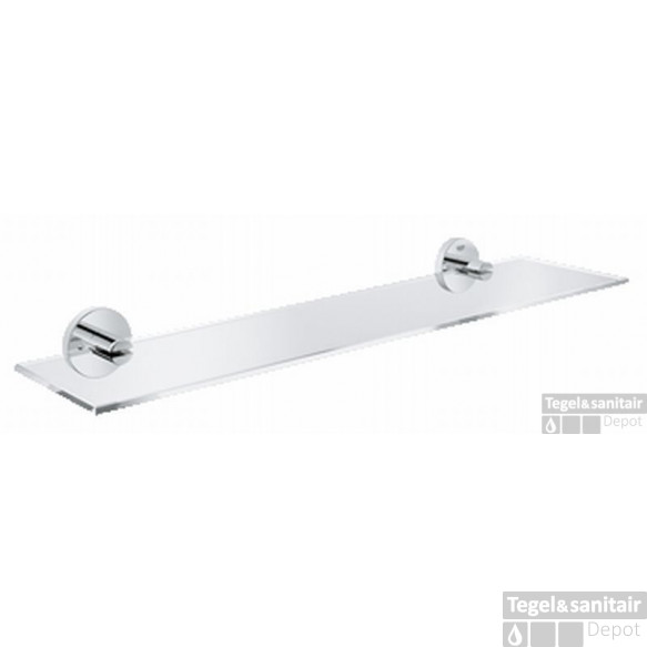 Grohe Essentials Planchet 53 X 14.5 Cm. Chroom