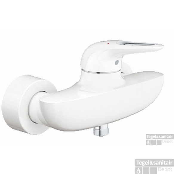 Grohe Eurostyle New Douchekraan Moonwhite