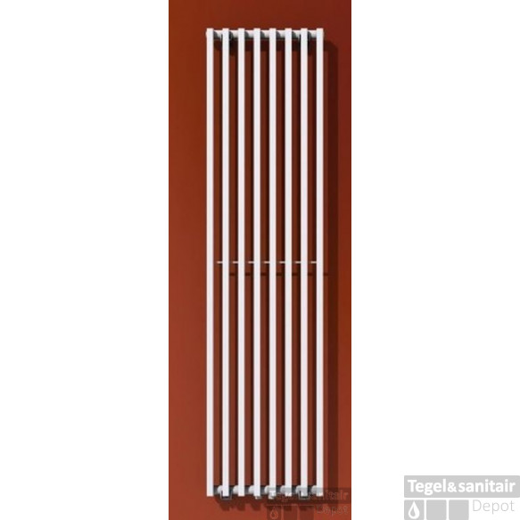 Vasco Decoline Vc Radiator 445x2000 Mm. N8 As=0099 966w Wit Ral 9016