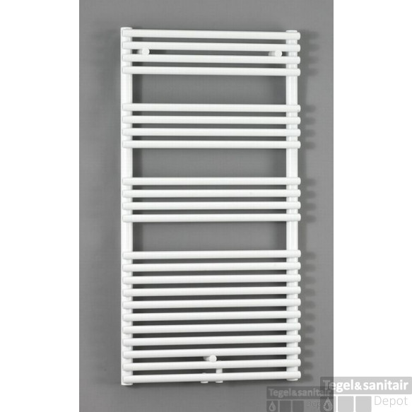 Zehnder Forma Spa Radiator 596x1161 Mm. As=s038 707w Wit Ral 9016